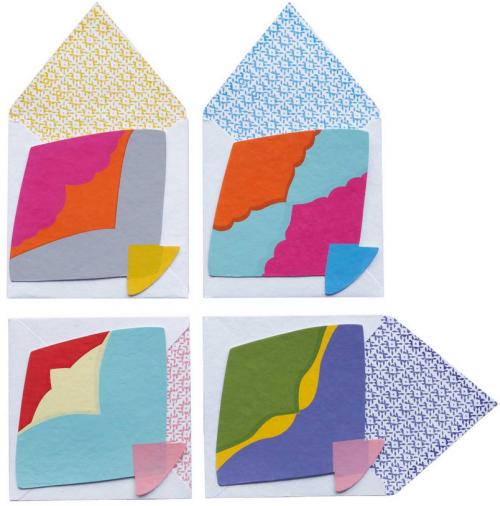 kite stationary colorful