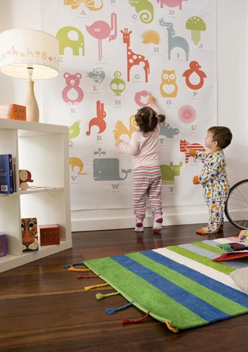 Lad & Lass: Simple, Modern Baby Nursery Decor | Simplified