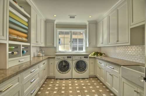 laundry craft room beautiful