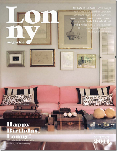 lonny september 2011 issue