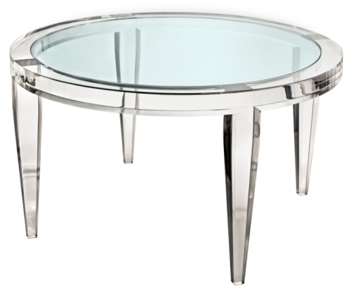 friday find acrylic furniture by plexi craft simplified bee