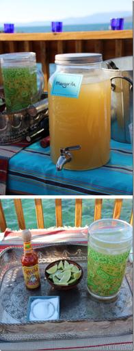 margarita party drink dispenser