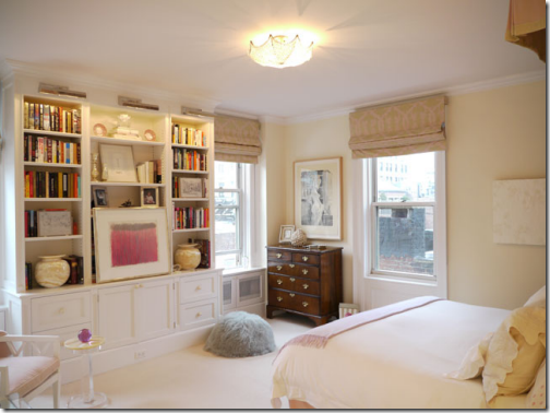 master bedroom pink white amanda nisbet