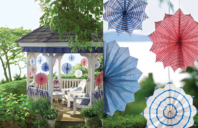 She's a Grand Ole Flag - July 4th Decor | Simplified BeeSimplified Bee