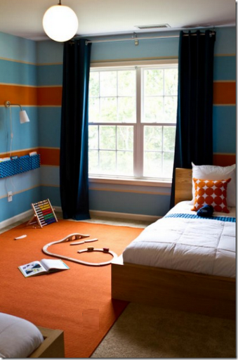 orange_blue_boys_bedroom_designer