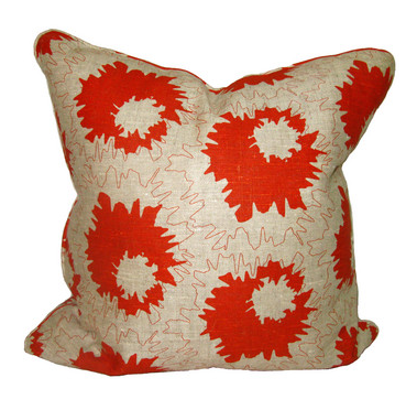 orange_linen_pillow_designer