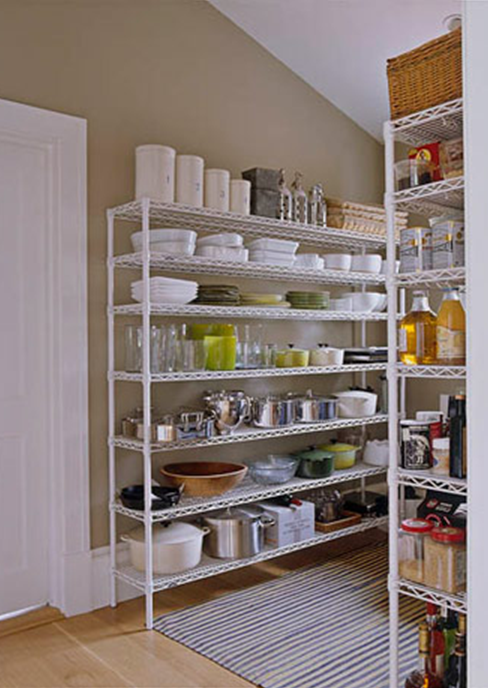 Organizing The Kitchen Pantry In 5 Simple Steps