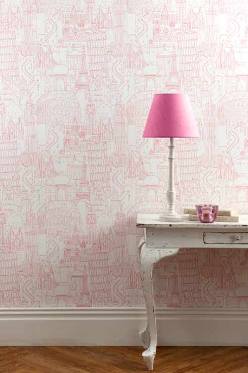 Friday Find New Wallpaper Collection By Clarke Clarke