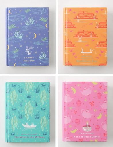 penguin classic childrens books hardbound