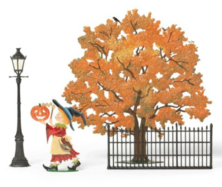 pewter halloween figures kids