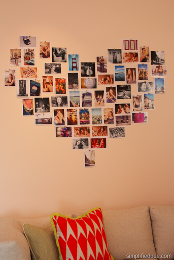 photo_wall_heart_shaped