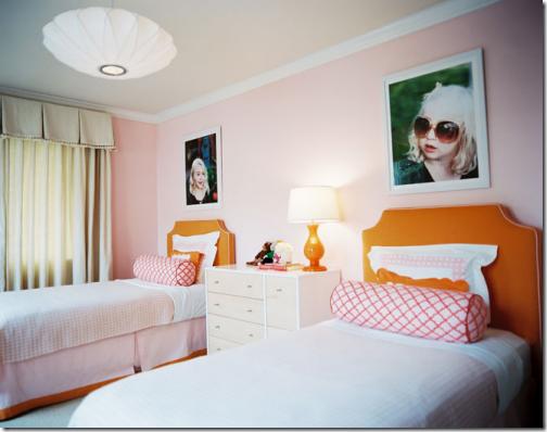 Pink And Orange Girls Designer Bedrooms Simplified Bee Stunning Girls Designer Bedrooms