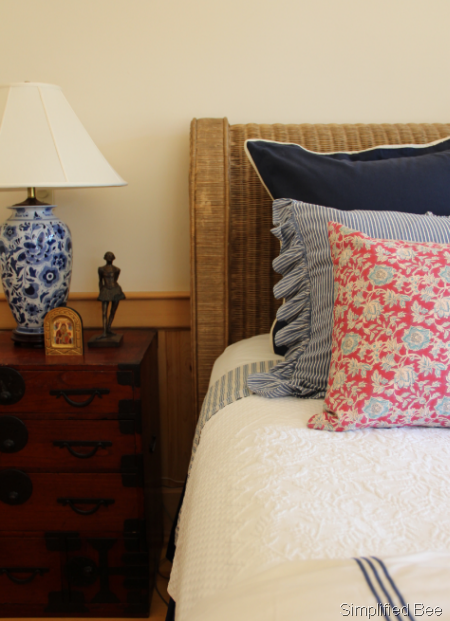 Fashion Inspired Guest Room: All-American, Ralph Lauren Guest Blogging & Lake Tahoe