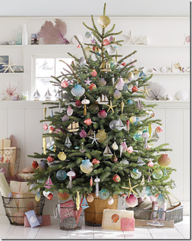 How to Decorate a Christmas Tree with a Designer Touch ...