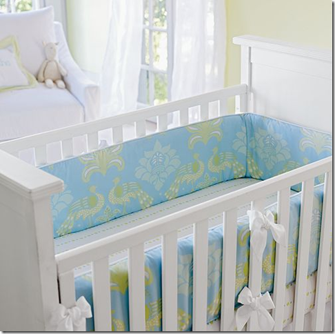 My favorite resources for chic baby nursery d cor for Serena and lily baby girl bedding