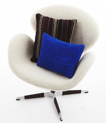 swan chair by nate berkus