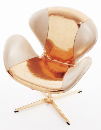 swan chair by windsor smith