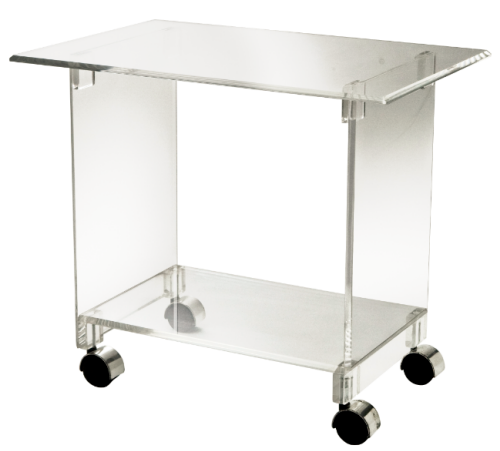 lucite acrylic furniture tv lucite cart acrylic acrylic furniture toronto
