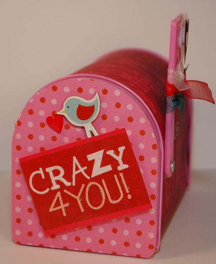 Ideas For Decorating Valentine Box: Love It: DIY Valentine's Cards And Decorating Ideas