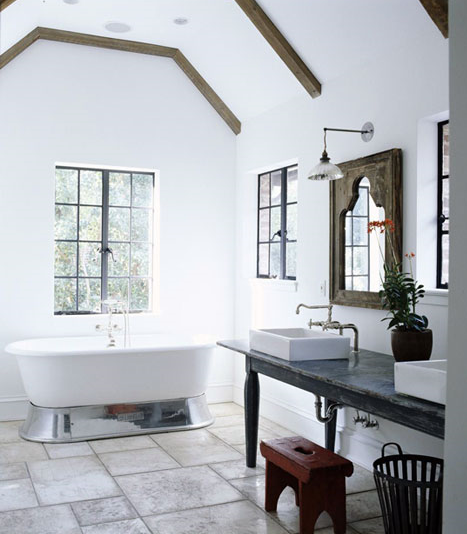 Designer Bathrooms: Vanity and Sink Styles for All Tastes
