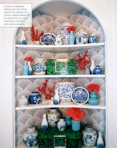wallpapered_corner_cabinet_lonny