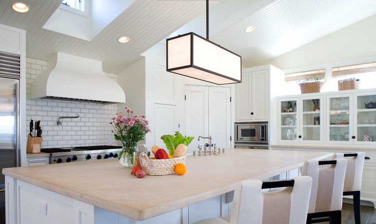 33 simple white kitchen house decor ideas