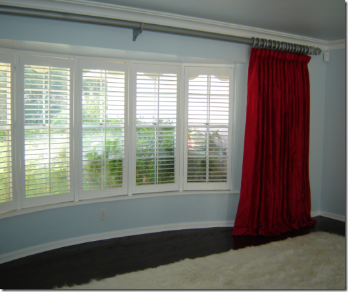 Window covering ideas for bay windows images for Picture window ideas