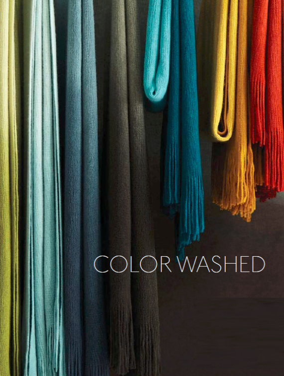West Elm Colorful Throws