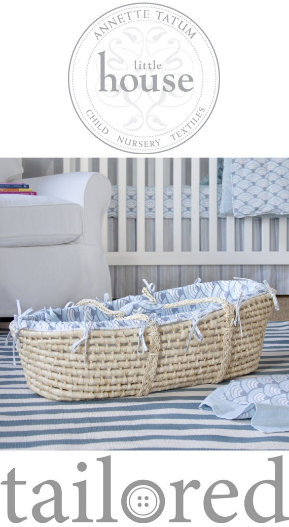 Little House by Annette Tatum - Bedding for Baby and Child