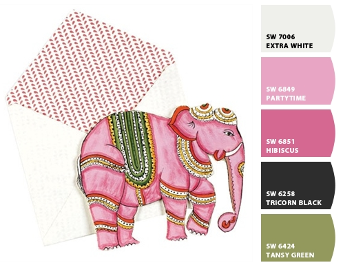 Chip It! by Sherwin Williams Pink Elephant