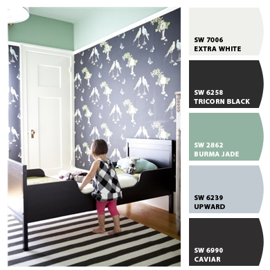 Chip It! Sherwin Williams Girl's Bedroom