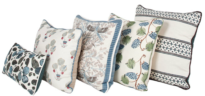 Katie Leede Pillows