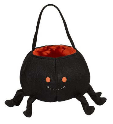 Spider Trick or Treat Bag Halloween