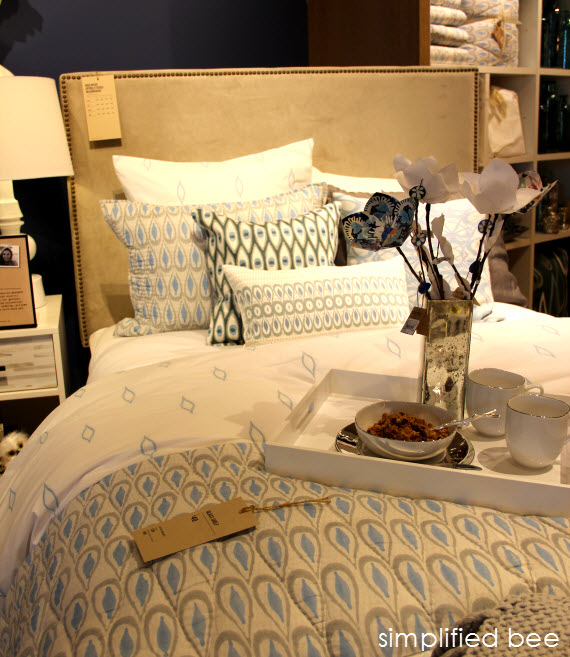 Allegra Hicks Bedding for West Elm