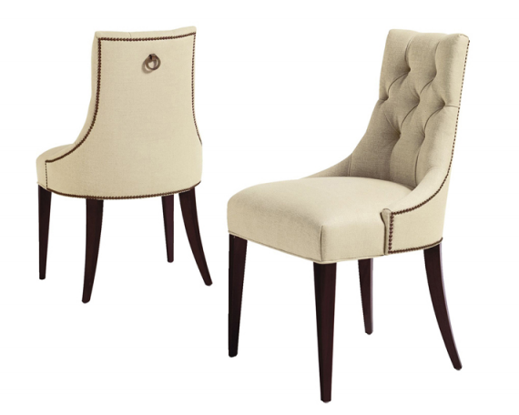 Thomas Pheasant Dining Chair for Baker