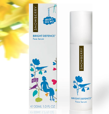 Snowberry Natural Defence Face Serum