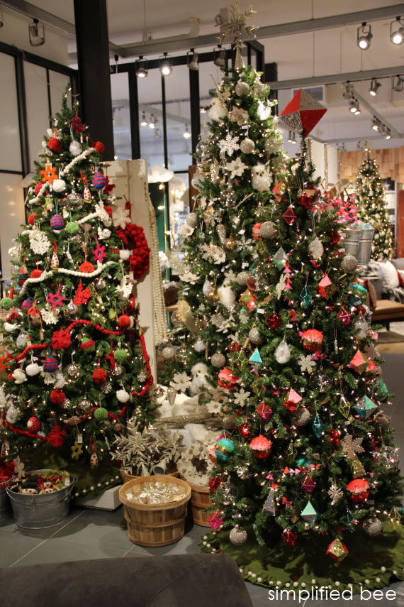 Christmas Trees West Elm