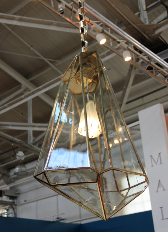 chandelier by matali crasset