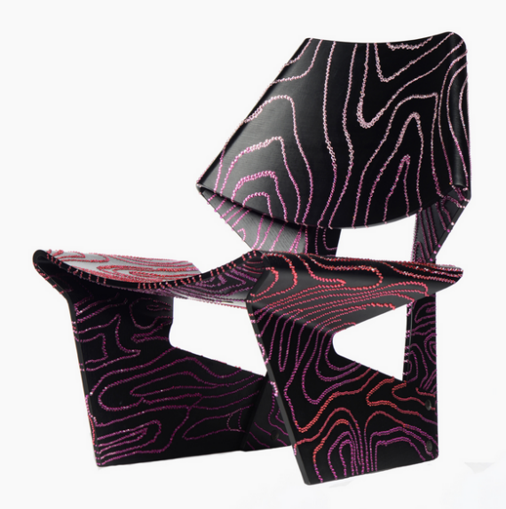 CJ Chair by Kelly Wearstler