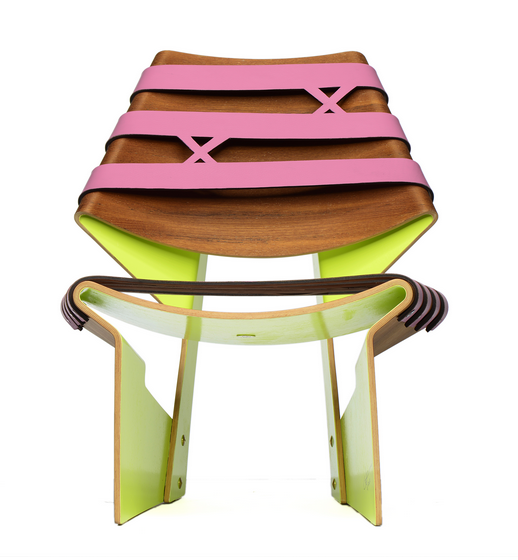 GJ Chair by Hairi and Hairi