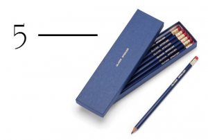persoanlized pencils and case gift