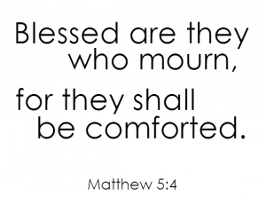 Matthew 5.4
