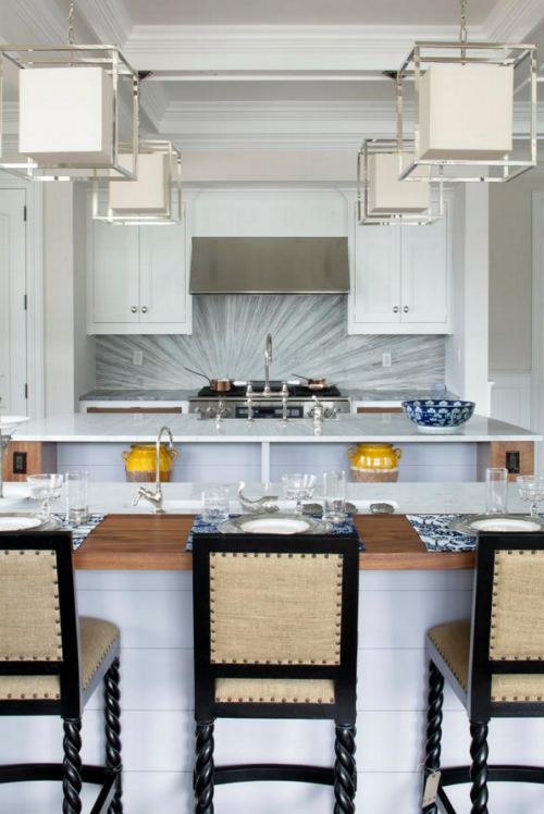 Hamptons Designer Kitchen