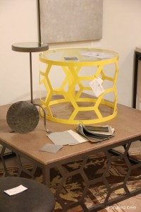 hexagon tables