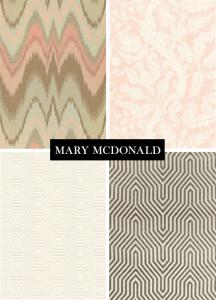 Mary McDonald Fabrics