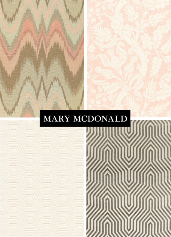 Mary McDonald Fabrics