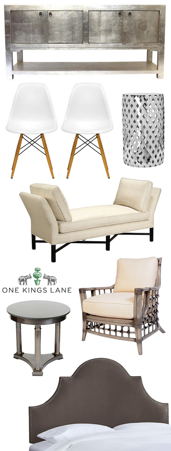 One Kings Lane Furniture Sale