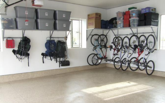 garage organizing system