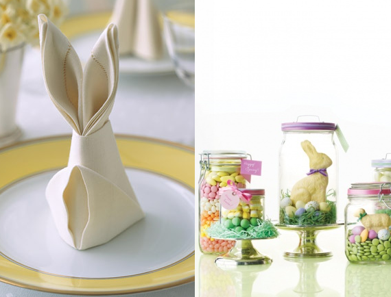 bunny_napkin_and_jars