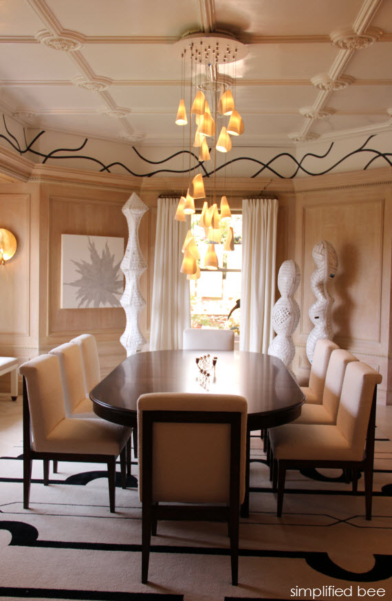 San Francisco Decorator Showcase Dining Room